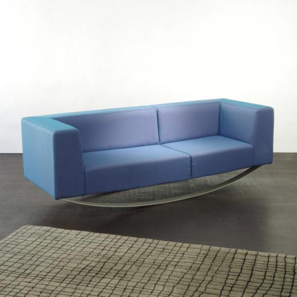 Equilibriste - Steelcut blue - 02 1600