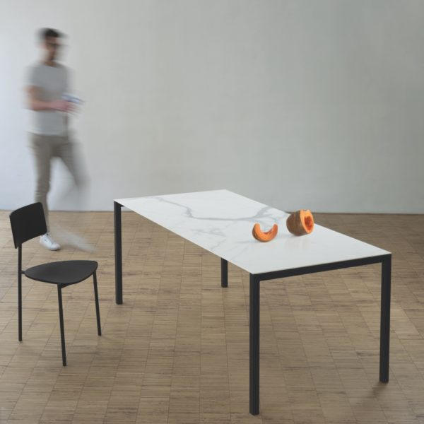 Extremiste - calacatta design Patrick KNOCH EXTRANORM